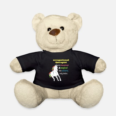 Occupation Occupational Therapist - Teddy Bear