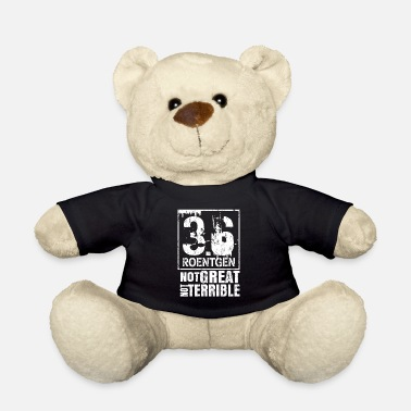 Chernobyl environmental disaster - Teddy Bear
