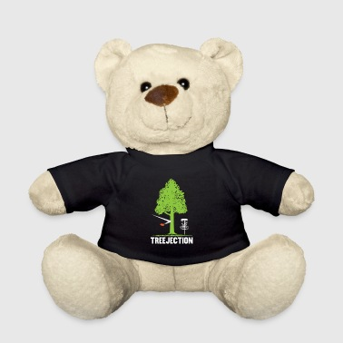 Treejection Disc Golf Course Sport - Teddy Bear