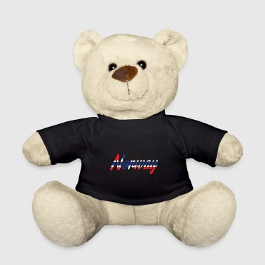 Norway Norway - Flag of Norway - Norway - Teddy Bear