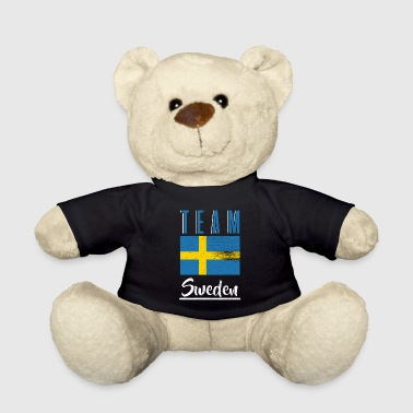 Stockholm Sweden Team T-shirt Gift shirt - Teddy Bear