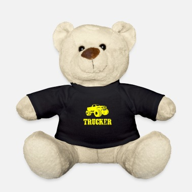 Truck Trucker - Teddy Bear