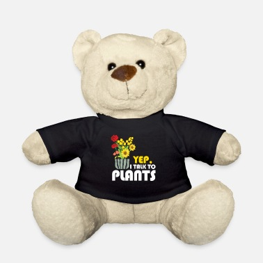 Plants Plants Plants - Teddy Bear