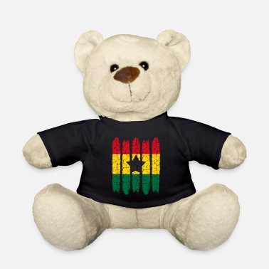 National Cadeau national Accra moderne Ghana National Colors - Nounours