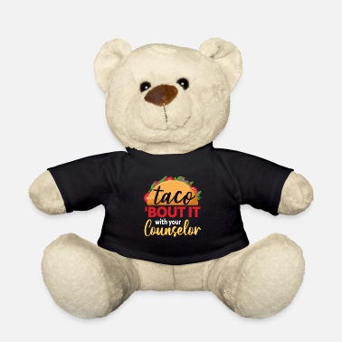 Hodetelefoner Taco _bout It With Your Counselor Funny Tacos - Teddy Bear