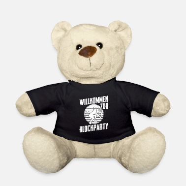 Attack Beach volleyball player gift I volleyball player - Teddy Bear