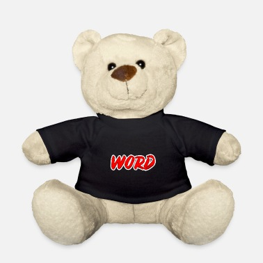Word word - Teddy Bear