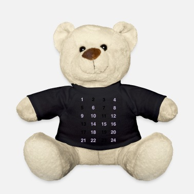 Prime Prime Numbers - Teddy Bear