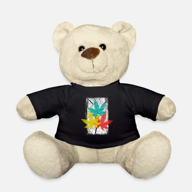 Hanf HANF CANNABIS - Ours en peluche