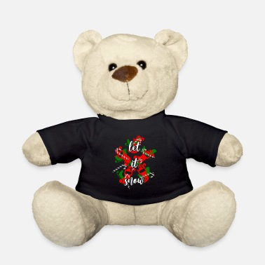 Summer Holidays Christmas - Teddy Bear