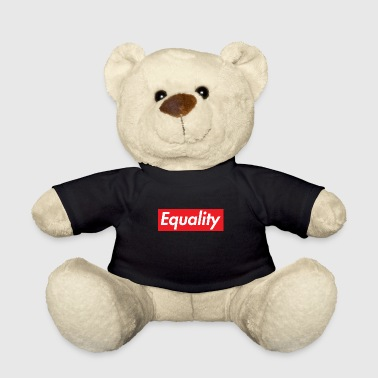 Equalizer Equality - Equality - Teddy Bear