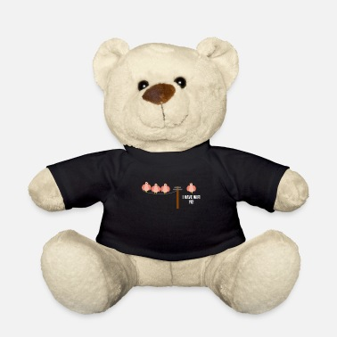 Techie I have wifi network - Teddy Bear