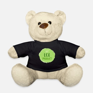 Enviromental Eco Product Leaves Branch Plant Eco Product Bio - Teddy Bear