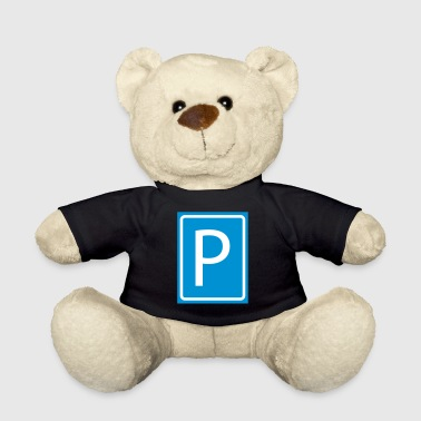 P Parking Parking Parking Parking 2c - Teddy Bear