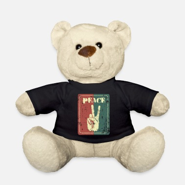 Peace Movement Peace Peace Movement - Teddy Bear