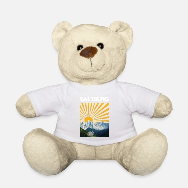 Summit Castle Salzburg Font Mountains Austria Austria Alps - Teddy Bear