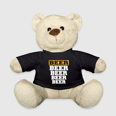 Wheat Beer beer beer beer and beer - Teddy Bear