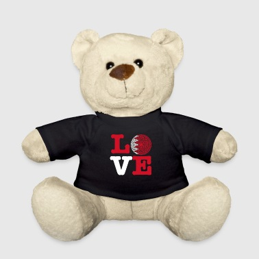 Bahrain heart - Teddy Bear