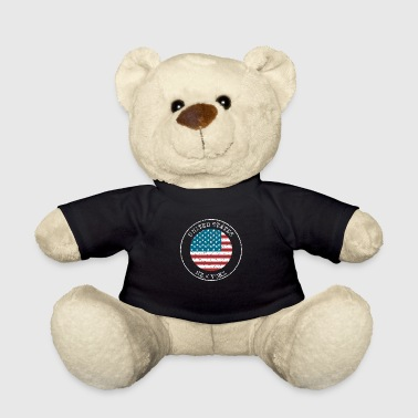 United States New York Souvenir Souvenir - Teddy Bear