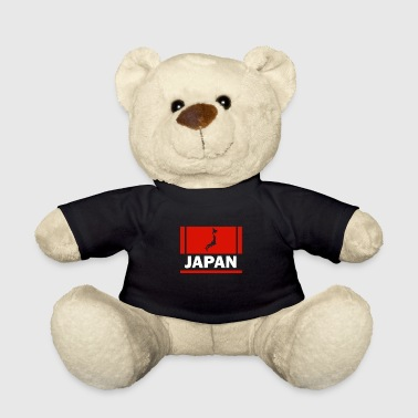 Japan Island Gift Card Japanese Japanese - Teddy Bear