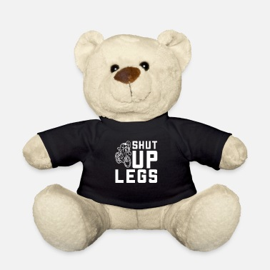 Bicyclette Coole Shut Up Legs Bicyclette - Teddybeer