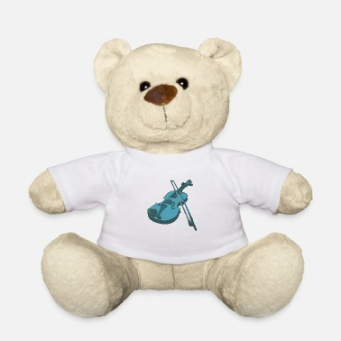 Instrument Violin musical instrument instrument - Teddy Bear