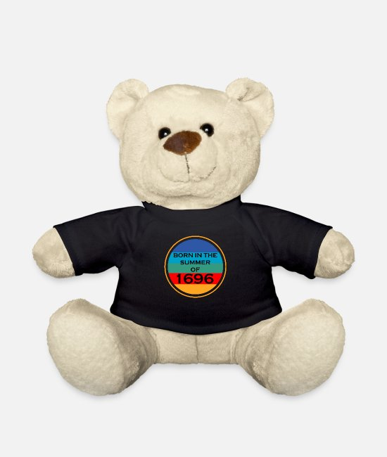 Travel Bug Teddy Bear Toys - Summer summer - Teddy Bear black