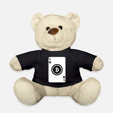 Cards Bitcoin Speel Card Game Card - Teddybeer