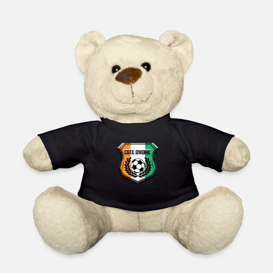 Balloon Teddy Bear Toys - Ivory Coast - Teddy Bear black