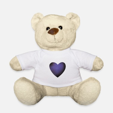 Prn Alumnistichting Purple Making the Rain | hart - Teddybeer