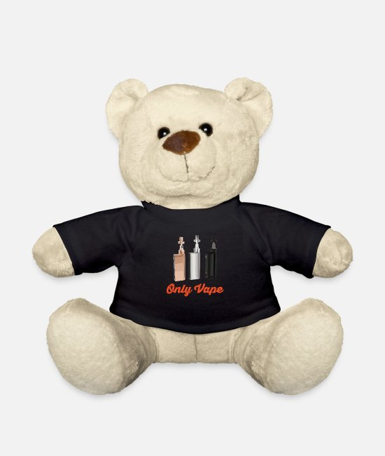 Vaping Teddy Bear Toys - VAPE ONLY - Teddy Bear black
