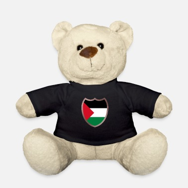 Palestina Palestine (Coat of arms) - Teddy Bear