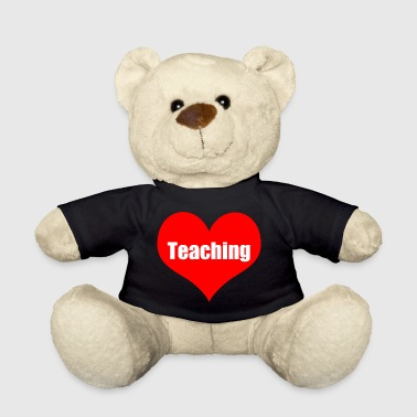 Teaching teaching - Teddy Bear
