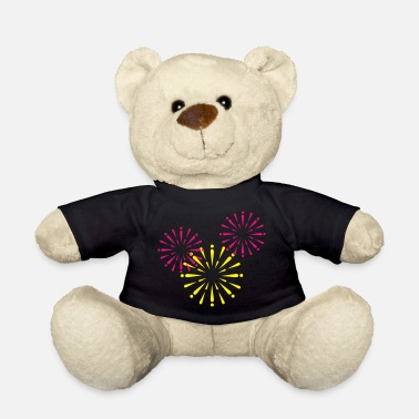 fireworks - Teddy Bear