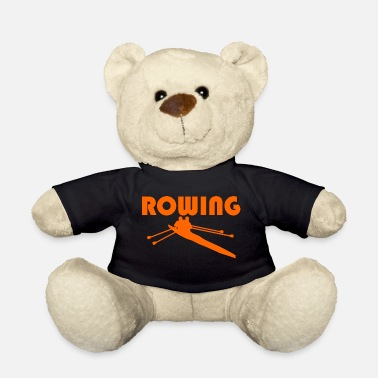 Rowing rowing - Teddy Bear