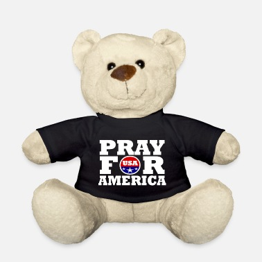 America America / Pray For America - Teddy Bear