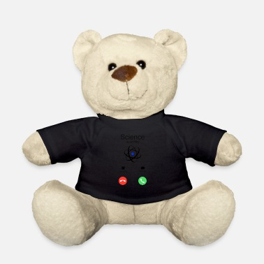 Bio Science calls gift for physics chemistry fans - Teddy Bear