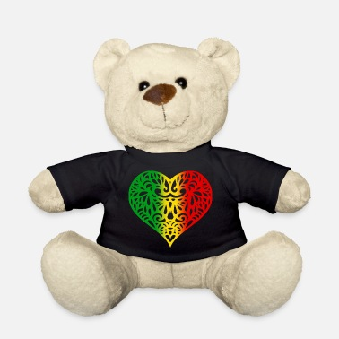 Rastafari Rasta Love - Teddy Bear