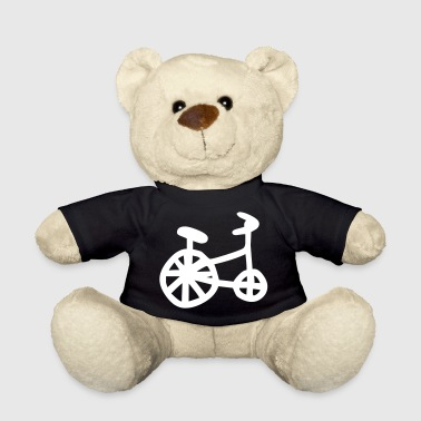 Tricycle Bicycle cycling pedaling tricycle child - Teddy Bear