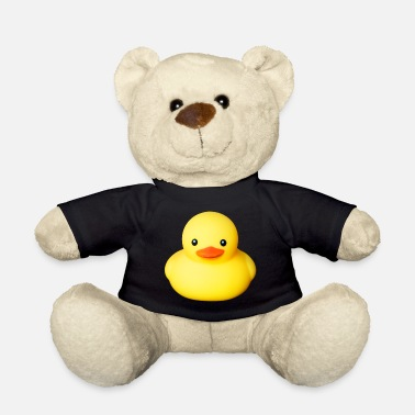 Duck Cute yellow rubber duck - Teddy Bear