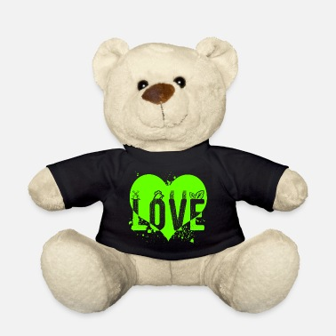 Agriculture love farmer farmer's wife gift - Teddy Bear