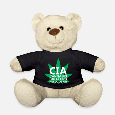 Association Cannabis Inhalers Association - Teddy Bear