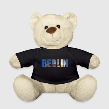 Alexanderplatz Berlin - Capital Design - Teddy Bear