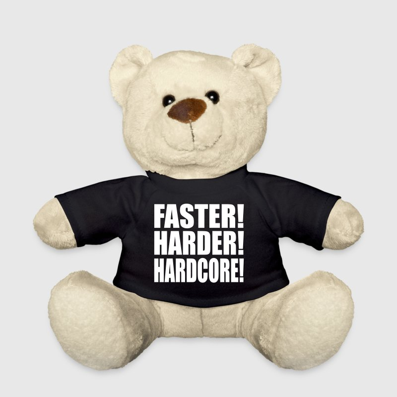 Faster Harder Hardcore EN - Teddy Bear