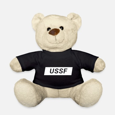 Us USSF US Space Force - Osito de peluche
