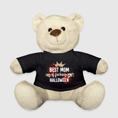 Devil Best mom of halloween gift motive best mom - Teddy Bear