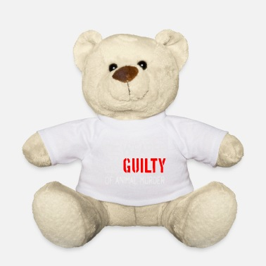 End Of The World Fur carrier guilty of animal murder - Teddy Bear