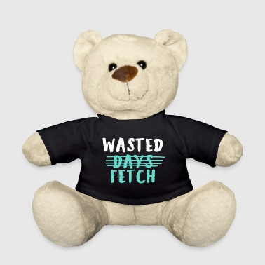 Mood DAYS FETCH catch up on days - Teddy Bear