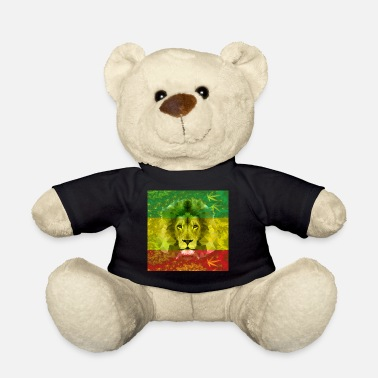 Rasta Rasta Lion - Teddy
