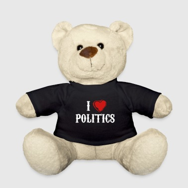 Politics love government gift - Teddy Bear